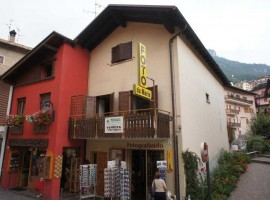 Apartments & Shop Molveno Residence Giordani
